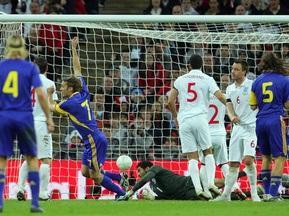 Британское телевидение не покажет матч Украина-Англия