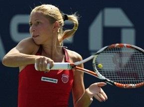Пекин WTA: Алена Бондаренко вышла в третий раунд