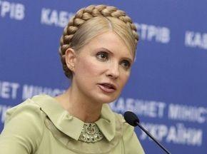 Тимошенко утверждает, что Львов опережает график подготовки к Евро-2012