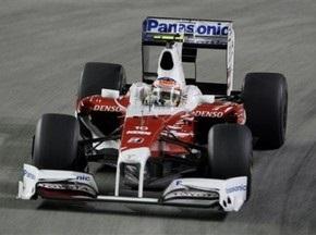Toyota не має наміру йти з Формули-1