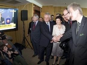 У Польши начались проблемы с подготовкой к Евро-2012