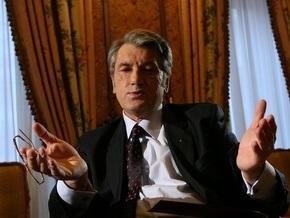 Ющенко назвал продажу ОПЗ позором