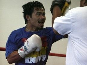 Тренер Пакьяо: Мэнни может уйти из бокса и без боя с Мейвезером