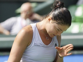 Токио WTA: Сафина сенсационно уступила в первом матче