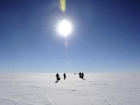 Украинцы совершат пеший поход на Северный полюс