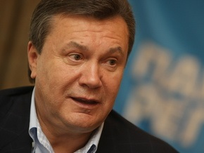 Янукович: От все, що робила Тимошенко, я все буду робити навпаки