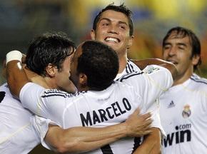 Кріштіано Роналдо переписує історію Реала