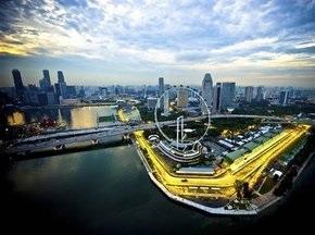 Гран-при Сингапура: Синоптики обещают грозы