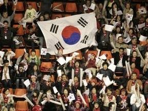 Тренер избил игрока сборной Южной Кореи по волейболу