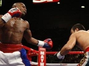 Мейвезер отметил победой возвращение на ринг