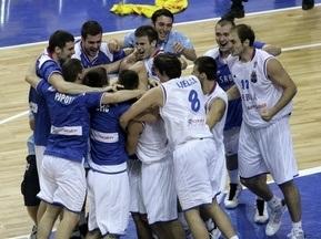 Евробаскет: Золото разыграют Сербия и Испания