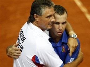 Чехи стали первыми финалистами Кубка Дэвиса-2009