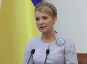 Тимошенко привітала Динамо з вдалим стартом у Лізі Чемпіонів