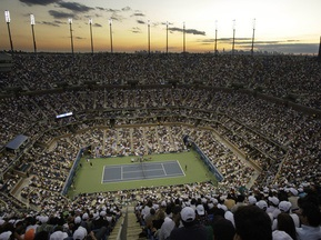 US Open-2009 установил рекорд посещаемости