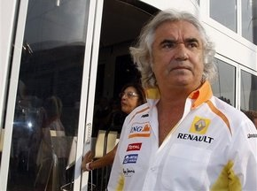 Сегодня Renault может объявить об увольнении Бриаторе