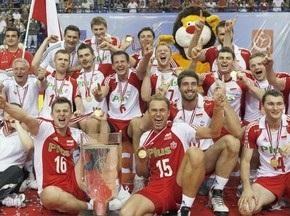 Польські волейболісти відмовилися прийти на прийом до президента