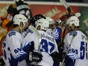 Хоккей: Сокол продолжил серию побед