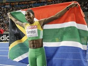 ЮАР пожаловалась в ООН на IAAF за некорректное обращение с Кастер Семеней