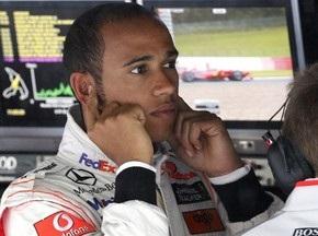 Гран-при Италии: Хэмилтон показал лучшее время в первой практике