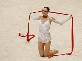 Художественная гимнастика: Бессонова берет серебро и бронзу на ЧМ-2009