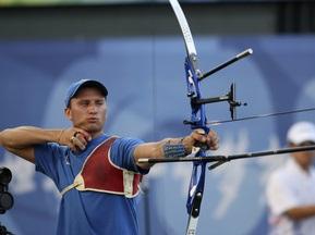 Стрельба из лука: Виктор Рубан завоевал бронзу на ЧМ-2009