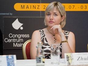 Шахматы: Украинки теряют позиции на командном ЧМ-2009