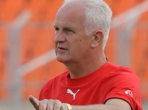 Тренер Беларуси: Украина выше нас по классу