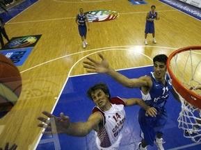 Евробаскет-2009: Македония переиграла Израиль
