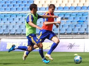 U-21: Сьогодні українська збірна зіграє з французами