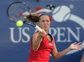 US Open-2009: Катерина Бондаренко вышла в 1/8
