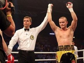Узелков хочет бой за Чемпионский титул