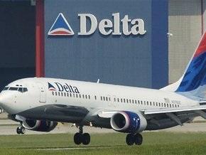 Delta закрывает на полгода рейс Киев - Нью-Йорк