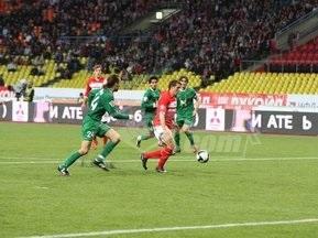 На матче Спартак - Рубин было сломано 107 кресел