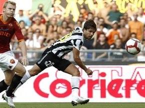 Серия А: Ювентус победил Рому в ее логове, Фиорентина разобралась с Палермо