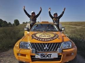 Україна готується до ралі Дакар-2010