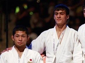 Дзюдо: Украинец завоевал золото Чемпионата мира