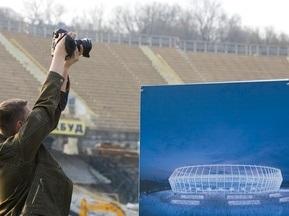 Павленко: График реконструкции НСК Олимпийский выполняется без задержек