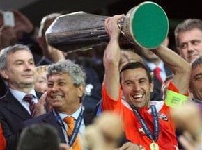 Клубный рейтинг УЕФА: Украина стала седьмой по результатам последних пяти сезонов