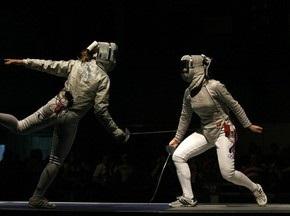 Київ прийме етап Кубка світу з фехтування