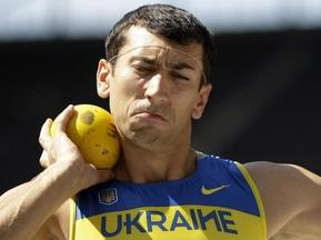 Берлин-2009: Касьянов идет вторым в соревнованиях десятиборцев