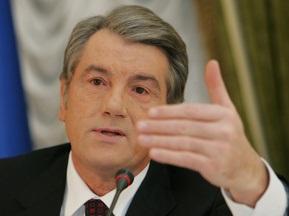 Ющенко обратится в суд в случае преодоления Радой вето на закон о финансировании Евро-2012