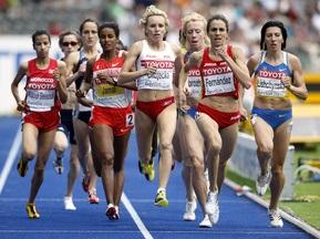 Берлин-2009: Лищинская прошла в финал забега на дистанции 1500 метров