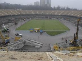 Євро-2012: Дніпропетровська компанія побудує дах над НСК Олімпійський
