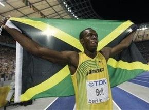 Берлин-2009: Болт выиграл 100-метровку с новым мировым рекордом