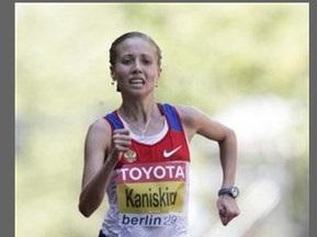 Берлин-2009: Россиянка завоевала золото в ходьбе на 20 000 метров, украинка - 36-я