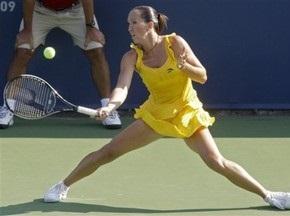 Цинциннати WTA: Янкович уверенно выходит в полуфинал
