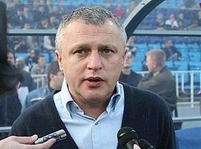 Суркис: Шевченко нужно самому определиться