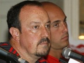 Бенитес: Я бы не сказал, что Роналдо - лучший в мире