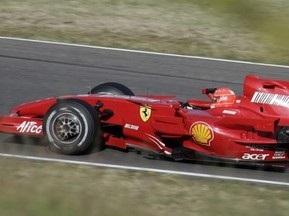Букмекеры прогнозируют попадание Шумахера в восьмерку на Гран-при Европы
