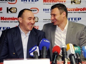 Промоутерская компания братьев Кличко проведет турнир в Чечне